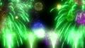 花火 背景 打ち上げ花火の動画 22134224
