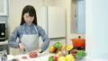 調理 女性 料理の動画 22162912
