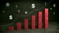 ビジネスマン 実業家 図表の動画 22468676