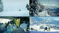 Ski Resort Montage 22614521
