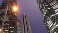 東京暮光之城新宿高層建築城市時間推移傾斜下來 22974757