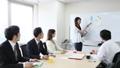 ビジネス オフィス 会議の動画 23109010