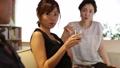 人物 女性 カフェの動画 23282932