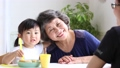 孫 祖母 家族の動画 23294340