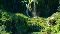 Picturesque waterfalls scenery in Plitvice Lakes 23409307