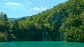 Lake view in Plitvice Lakes National Park 23409314