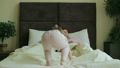 ベッド ベッドルーム 寝室の動画 23499397