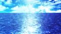 海面からのよく晴れた海 CG背景 23621492