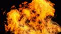 炎背景 素材 CG 23621499