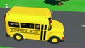 学校 校车 公共汽车 23644799