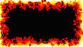 炎 火 フレームの動画 23666447