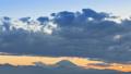 富士山と雲 23893538