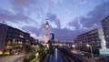 skytree, tower, time-lapse 24020016
