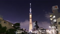 skytree, tower, time-lapse 24020021
