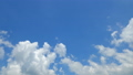 perming4k1608211-HD1080ProRes422. 青空と雲のタイムラプス 映像素材 24268517