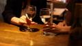 動画素材 バー ワイン 24393081