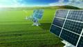 ソーラー 太陽 パネルの動画 24465246