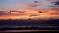 森戸海岸海水浴場の夕日 葉山 24650195