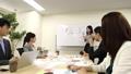 ビジネス オフィス ビジネスマンの動画 24814822