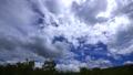 タイムラプス亭風接近の空  permingM16090441 映像素材 24866648