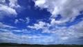 时间流逝蓝天和云流动permingM 16090442视频材料 24866649