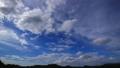 시간 경과 푸른 하늘과 구름의 흐름 permingM16090515 영상 소재 24866654
