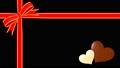 ribbon, ribbons, heart 25048406