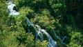Picturesque waterfalls scenery in Plitvice Lakes 25132959