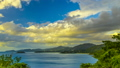 FullHD TimeLapse. Panoramic at sea and tropical 25137751