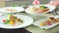 フランス料理のフルコース 25203141