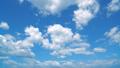青空のタイムラプス 25305126