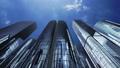 ビル 建物 都市 オフィスビル ビジネス街 オフィス街 CG 25328452