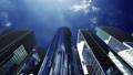 ビル 建物 都市 オフィスビル ビジネス街 オフィス街 CG 25328453