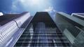 ビル 建物 都市 オフィスビル ビジネス街 オフィス街 CG 25328459