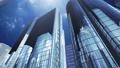ビル 建物 都市 オフィスビル ビジネス街 オフィス街 CG 25328473