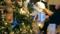 Decorated Christmas tree 25566295