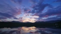 タイムラプス 夜明け 風景の動画 25953269