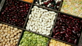 range of different types of beans 26028771