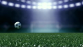 soccer ball movint to the center of camera view. 26156406