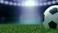 soccer ball movint to the center of camera view. 26156430