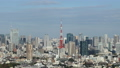 ภูมิทัศน์ของโตเกียว, ตึกระฟ้าที่มีแดดจัดโตเกียวทาวเวอร์ Toranomon Hamamatsucho Minato-ku รอบนอกเวลาซูม 26202424