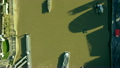 空撮 ロンドン タワー・ブリッジの動画 26383712