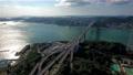 空撮 橋 道路の動画 26411009