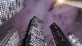 タイムラプス 高層ビル 夜景の動画 26540054