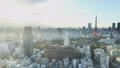 東京サンセット 東京タワー、六本木の日没 タイムラプス パン 26662086