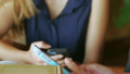 Women use their cellphones and share information 26693145