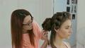 美容師 スタイリスト 女の動画 26815418