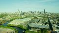 空撮 シカゴ 都市風景の動画 26852080