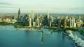 空撮 シカゴ 港の動画 26852241