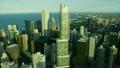 空撮 シカゴ 都市景観の動画 26852244